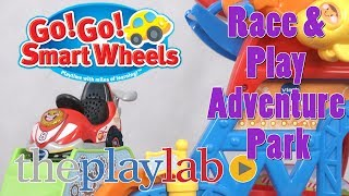 Go! Go! Smart Wheels Race & Play Adventure Park from VTech