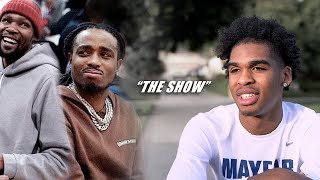 "Josh Christopher Is Quavo's FAVORITE HS Hooper!! ""FAIRWELL TOUR"" Episode 2 