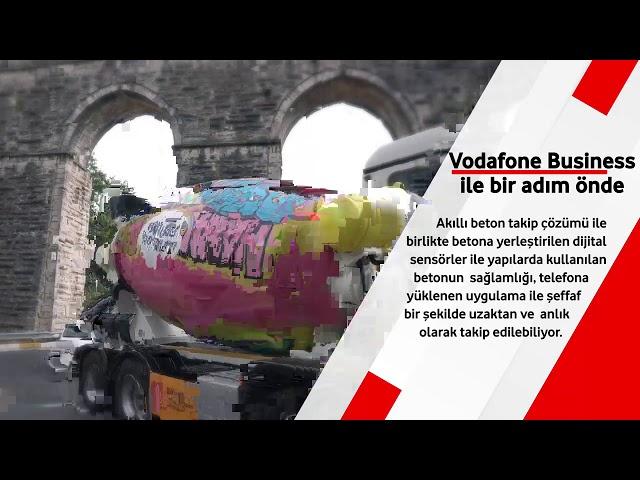 Vodafone Business Betonsa'ya nasıl destek oldu?