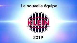 La nouvelle équipe 2019