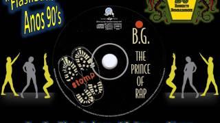B. G. - The Prince Of Rap - Stomp (Stompin' House Mix) (CD) (P) 1995