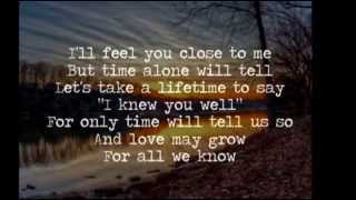 ANDY WILLIAMS - FOR ALL WE KNOW