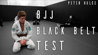 Jiu Jitsu Black Belt Exam | Peters Crucible | ROYDEAN