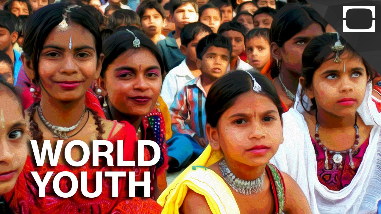 What The Rising Youth Population Means For The World thumbnail