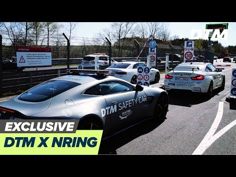 Nordschleife Easter Weekend with Shmee150 + Franz Simon + Misha in DTM Safety Cars