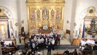 preview picture of video 'CUANDO DIOS VINO A LA TIERRA - Coro Parroquial de Bargota (Navarra)'