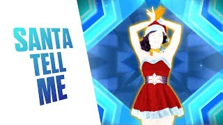 Just Dance 2019: Santa Tell Me by Ariana Grande - Fanmade Mashup (feat. Ønion & CLXD)