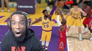 Getting Revenge On James Harden & The Rockets! NBA 2K19 MyCareer Ep 77
