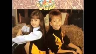 04. O Guardiã Dos Animais - Sandy E Junior  - 1992