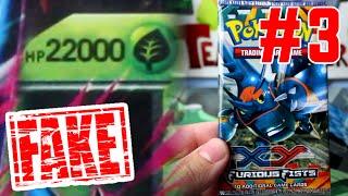 Opening FAKE Pokemon Cards! - BEST FAKE CARDS YET! - Fake Friday #3