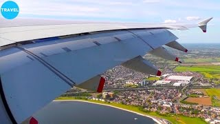 British Airways A380 Beautiful Taxi, Takeoff And Climb From London Heathrow!