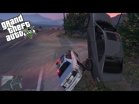 LCPDFR   ORIGINAL GTA V LOS SANTOS POLICE INTERCEPTOR SKIN