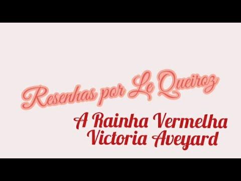 Resenhas por Le Queiroz: A Rainha Vermelha - Edição de Colecionador (Mostrando os detalhes)