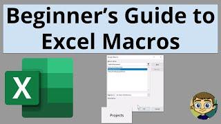 Beginners Guide to Excel Macros - Create Excel Shortcuts