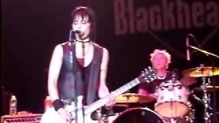 "Joan Jett & The Blackhearts -""Backlash"" 4/23/10 LIVE"