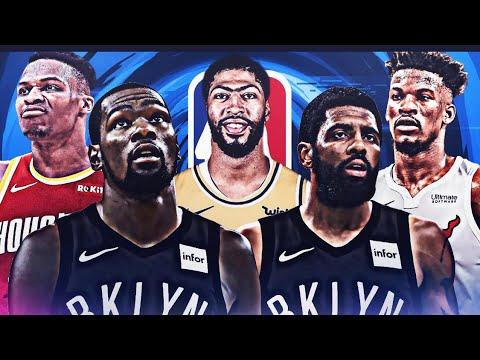 The 2019 NBA Offseason...