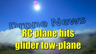 Drone News: RC plane hits manned plane, a challenge for CASA (27 Sep, 2021)
