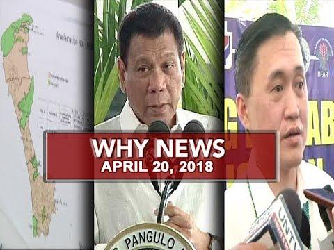 [UNTV]  UNTV: Why News (April 20, 2018)