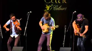 The East Pointers Live At Celtic Colours International Festival 2015