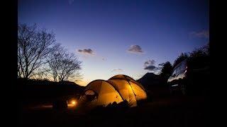 3泊4日のキャンプ旅行② In大分   I Go Conjugally Camp Travel