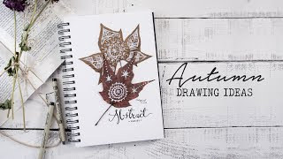 Plan with me | October 2017 | Bullet Journal Tips & Setup