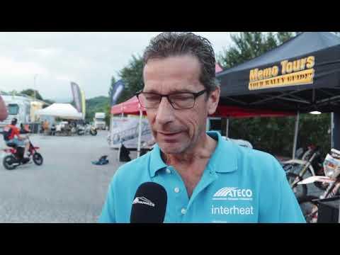 Serres Rally 2018 - Stage 5 Marcel Piek