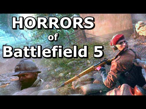 BATTLEFIELD V - The HORRORS of  War