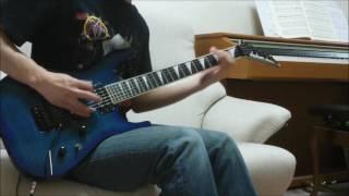 Exodus - Verbal Razors(Rhythm Guitar Cover)