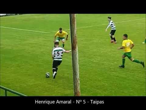 Sub 23 - Henrique Amaral