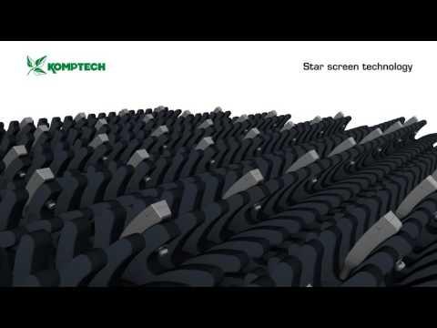 Komptech Starscreen Technology Overview