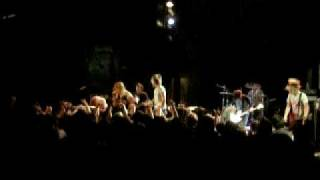 Chiodos live - The Undertaker's Thirst for Revenge Is Unquenchable (The Final Battle)
