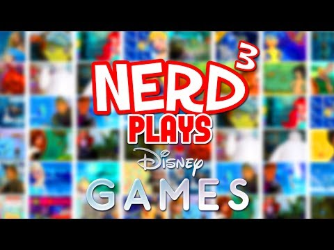 Nerd³ Plays... Fifteen Free Disney Games - FIFTEEN