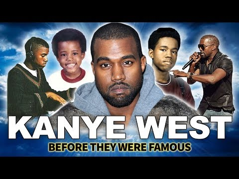 Kanye West | Before They Were Famous | Epic Biography