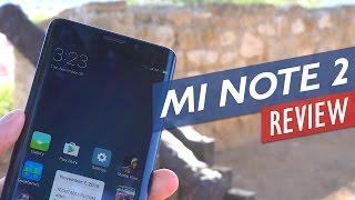 Xiaomi Mi Note 2 Review In-Depth (English)