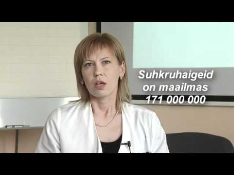 Kopranõre näidustused suhkurtõve