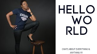 Hello World Talk Show Epi 14: Special Guest Billy