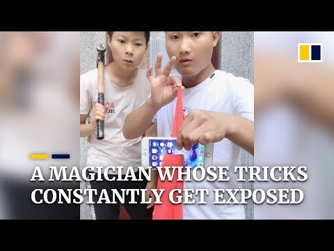 Man goes viral getting almost all his magic tricks exposed by friends