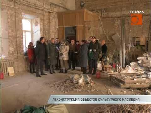 Глава Самары проверила качество реконструкции зданий-объектов культурного наследия
