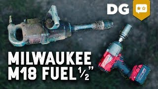 Still Need Air Tools? Milwaukee M18 FUEL High Torque Impact Wrench Review