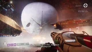 Wolf The Warlock Returns!! | Destiny 2 Beta Gameplay