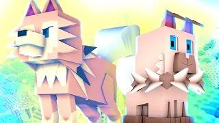 Rockruff  - (Pokémon) - Pokemon Sun and Moon Episode 3 ► KIDNAPPED ROCKRUFF?! (Minecraft Pokemon Roleplay)