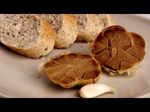 How to make Roasted Garlic – Laura Vitale – Laura in the Kitchen Episode 297