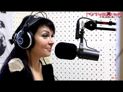певица Света на радио Dfm Ростов.Ведущий Дмитрий Белых 10.10.2013