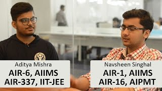 How to Prepare for AIPMT and AIIMS? - AIR 1 AIIMS 2015