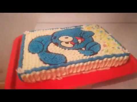 """Идея торта на тему мультфильма """"Смешарики"""""""