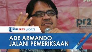 Ade Armando Penuhi Panggilan Polisi terkait Kasus Meme Anies Baswedan