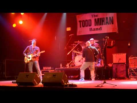 Todd Mihan Band - Annabelle guitar instrumental live at The Chance Theater