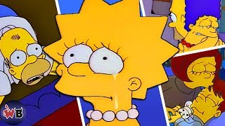 The SADDEST Simpsons Moments That Made Us Cry