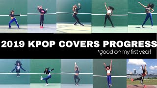 MY 2019 KPOP COVER PROGRESS + Tips! | Thank You! ♡