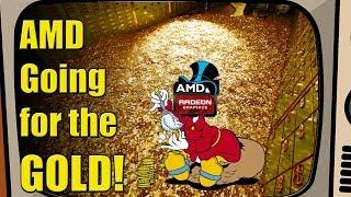 AMD Memory Tweaker Tool - Making AMD Great Again! 50+ MH